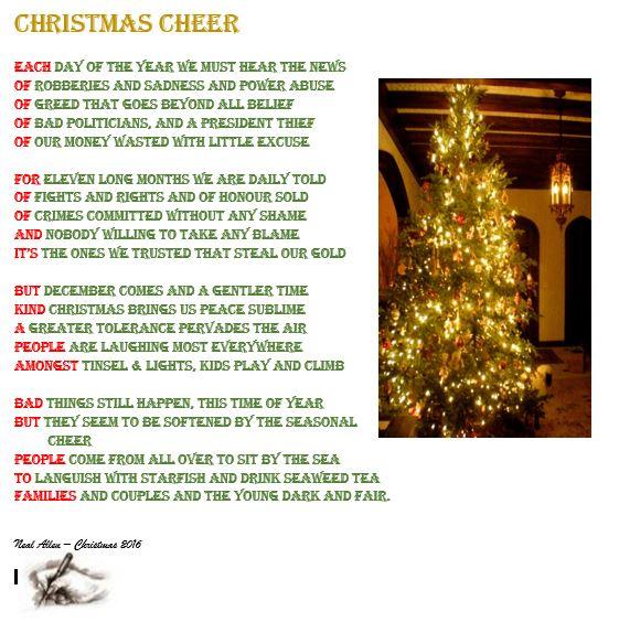 Christmas cheer 2016